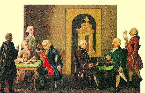 La filosofia dell illuminismo voltaire rousseau montesquieu for Accademia arte milano