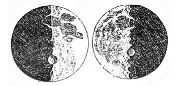 """G. Galilei, """"Sidereus Nuncius"""", a cura di A. Battistini, Venezia, Marsilio, 1993, p. 14"""