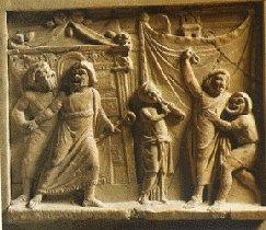 Il miles gloriosus di plauto riassunto e commento dell for Vasi antichi romani
