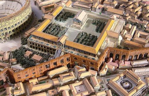 Tempio del divo claudio storia e descrizione del monumento - Il divo claudio ...