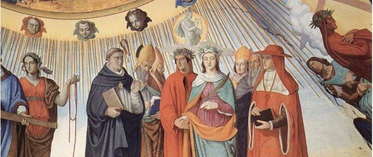 Dante Alighieri: testo e parafrasi del canto 11 del