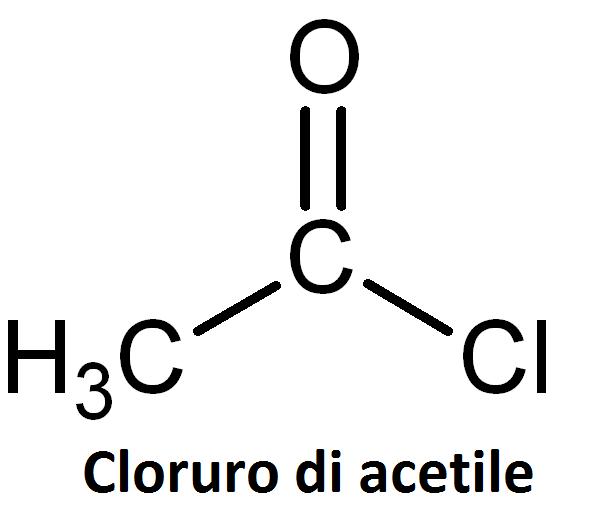 cloruro di acetile