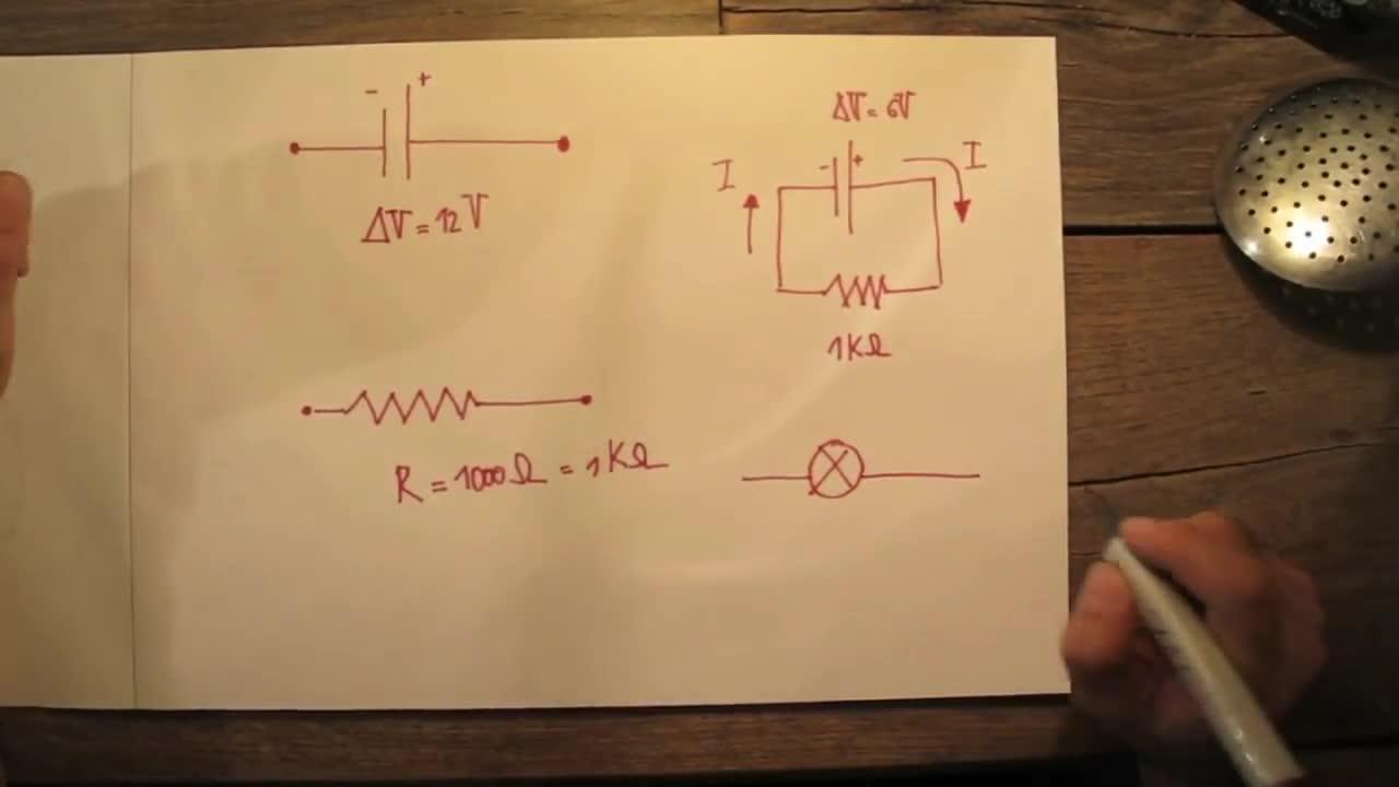 Schemi Elettrici Elettrodomestici : Definizione e schema di un circuito elettrico: lanima di ogni