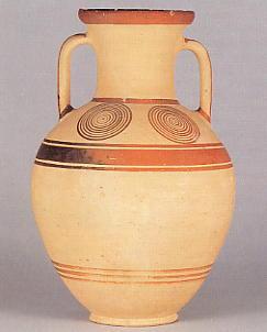 Arte Greca Lo Stile Protogeometrico Weschool
